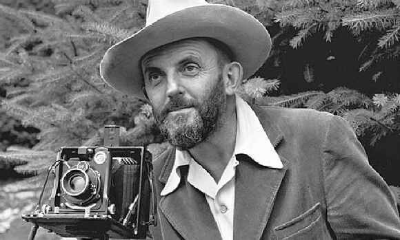 Ansel Adams 2 580x349 Learn From the Masters of Photography by Eric Kim