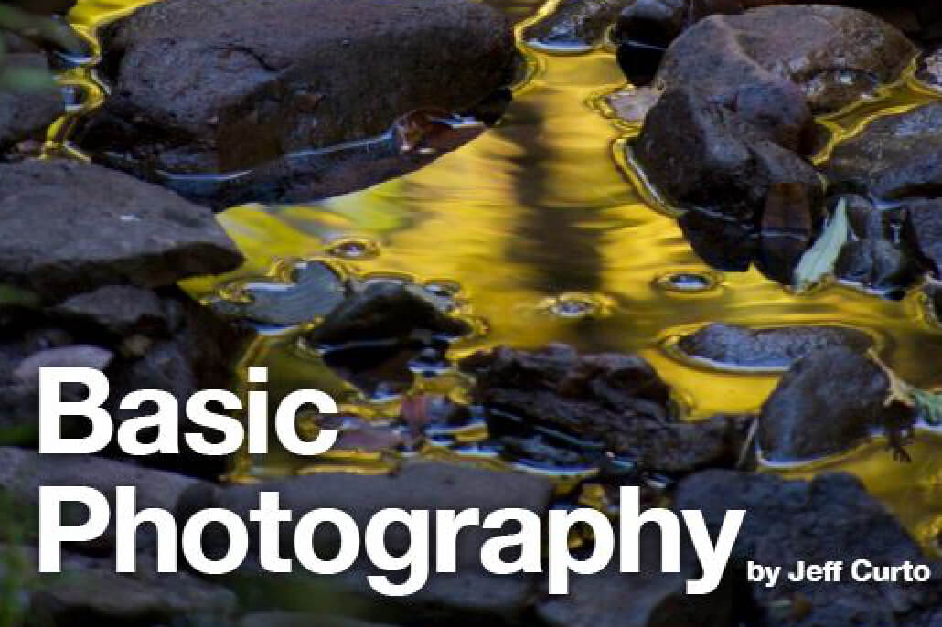 Basic Photography Book by Jeff Curto 15 Free Photography E Books