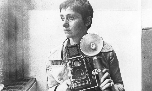 Diane Arbus 580x349 Inspirational photography quotes from photographers for photographers 2017