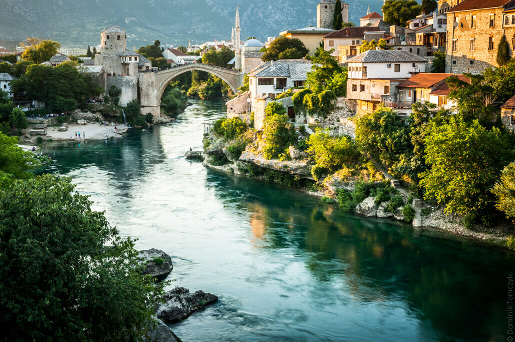 Mostar, Bosnia and Herzegovina, -4158