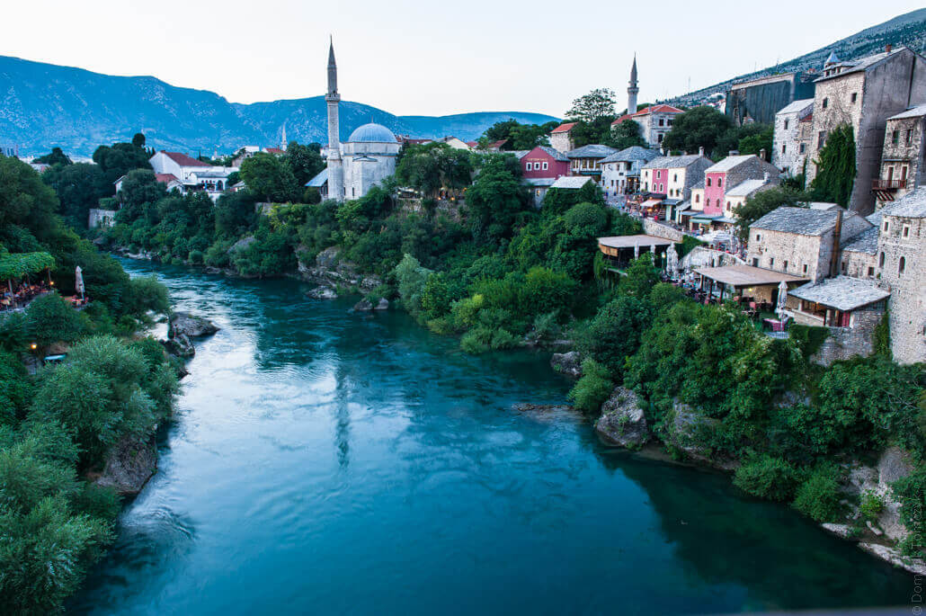 Mostar, Bosnia and Herzegovina, -4184