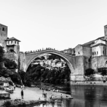 Mostar Stari Most Old Bridge 4170 215x215 Travel