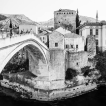 Mostar Stari Most Old Bridge 4223 215x215 Travel