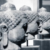 Three heads-sculptures-Opole-1063