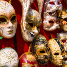 Venice venetian masks 83181 215x215 Travel