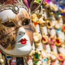 Venice venetian masks 9474 215x215 Travel