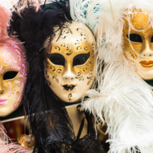 Venice venetian masks 9639 215x215 Travel