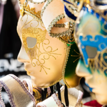 Venice venetian masks 9877 215x215 Travel