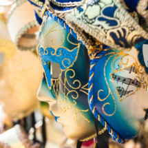 Venice venetian masks 9878 215x215 Travel