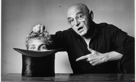 duane michals 580x349 Inspirational photography quotes from photographers for photographers 2018