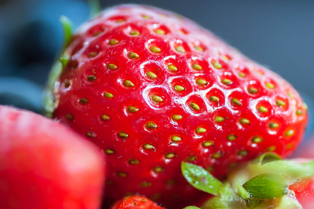 strawberries, fruits, -5146