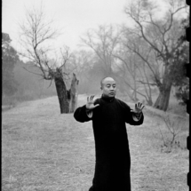 Henri Cartier Bresson CHINA. Beijing. December 1948. Tai Chi Chuan in the Tai miao Gardens. 215x215 Photos of Henri Cartier Bresson