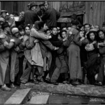 Henri Cartier Bresson CHINA. Shanghai. December 1948 January 1949. 215x215 Photos of Henri Cartier Bresson