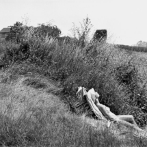 Henri Cartier Bresson FRANCE. Ile de France. Yvelines. The Seine river near Mantes la Jolie. 1955. 215x215 Photos of Henri Cartier Bresson