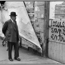 Henri Cartier Bresson FRANCE. Paris. Rue de Vaugirard. 1968. 215x215 Photos of Henri Cartier Bresson