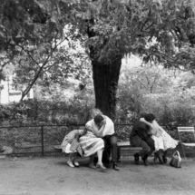 Henri Cartier Bresson FRANCE. Paris. The Jardin des Plantes gardens. 1959. 215x215 Photos of Henri Cartier Bresson