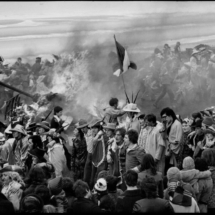 Henri Cartier Bresson FRANCE. Pas de Calais. Equihen. 1976. Carnival. 215x215 Photos of Henri Cartier Bresson