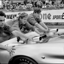 Henri Cartier Bresson FRANCE. Sarthe. Le Mans. The 24 Hours of le Mans. 1966. 215x215 Photos of Henri Cartier Bresson