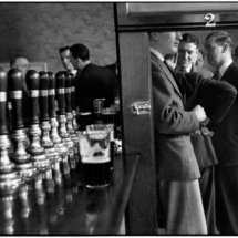 Henri Cartier Bresson GB. East Sussex. Brighton. 1951. Tea time on the pier. 215x215 Photos of Henri Cartier Bresson
