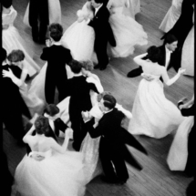 Henri Cartier Bresson GB. London. 1959. Queen Charlottes ball. 215x215 Photos of Henri Cartier Bresson
