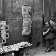 Henri Cartier Bresson ITALY. Naples. 1960. 215x215 Photos of Henri Cartier Bresson