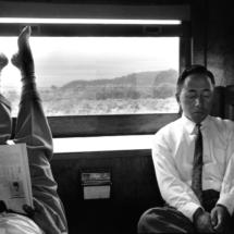 Henri Cartier Bresson JAPAN. Hokkaido. Near Noboribetsu. 1965. 215x215 Photos of Henri Cartier Bresson
