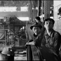 Henri Cartier Bresson SWEDEN. Town of Kiruna. 1956. Iron mining. 215x215 Photos of Henri Cartier Bresson