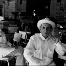 Henri Cartier Bresson Santiago de Cuba. Cafe in Plaza. 215x215 Photos of Henri Cartier Bresson