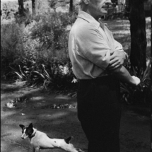 Henri Cartier Bresson US writer William FAULKNER at home. 215x215 Photos of Henri Cartier Bresson