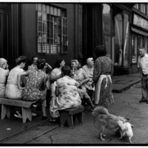 Henri Cartier Bresson USA. NYC. Brooklyn. Grand Street. 1947. 215x215 Photos of Henri Cartier Bresson