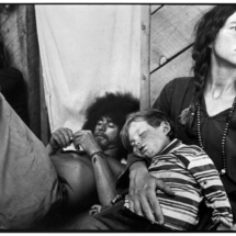 Henri Cartier Bresson USA. New Mexico. Near Taos. The Lama Foundation community. 1971 215x215 Photos of Henri Cartier Bresson