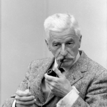 Henri Cartier Bresson William FAULKNER US writer. 215x215 Photos of Henri Cartier Bresson
