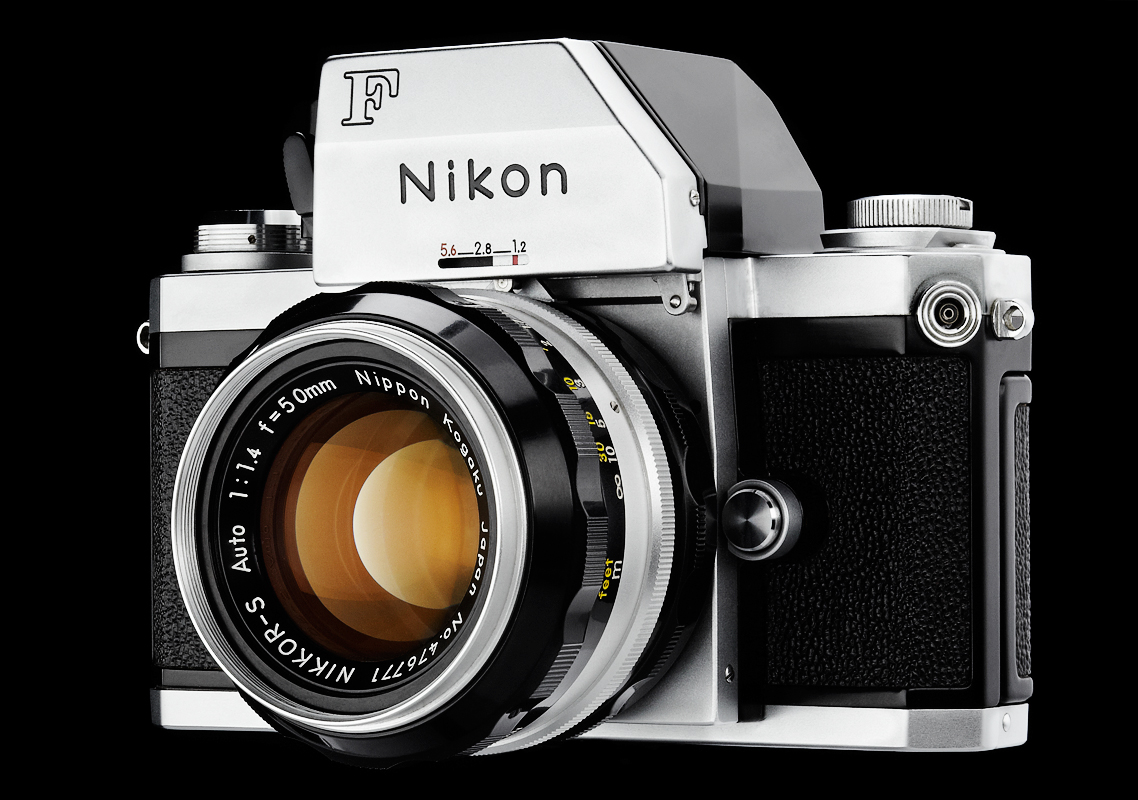 Nikon_F_FTN_Camera_Austin_Calhoon_Photograph