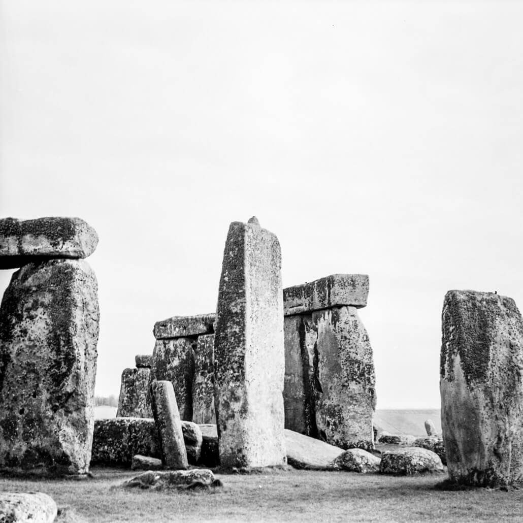 Stonehenge – a prehistoric monument in Wiltshire, Pentacon Six, #PentaconSix, analogue, #analogue