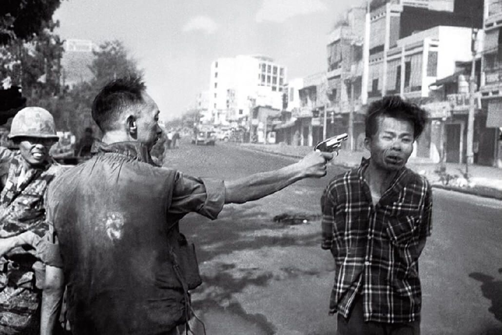 Saigon Execution Eddie Adams 1968 TIME 100 Photos   The Most Influential Images of All Time