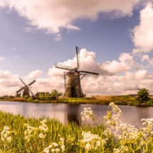 Unesco Kinderdijk windmills Dutch history 80495 215x215 Travel