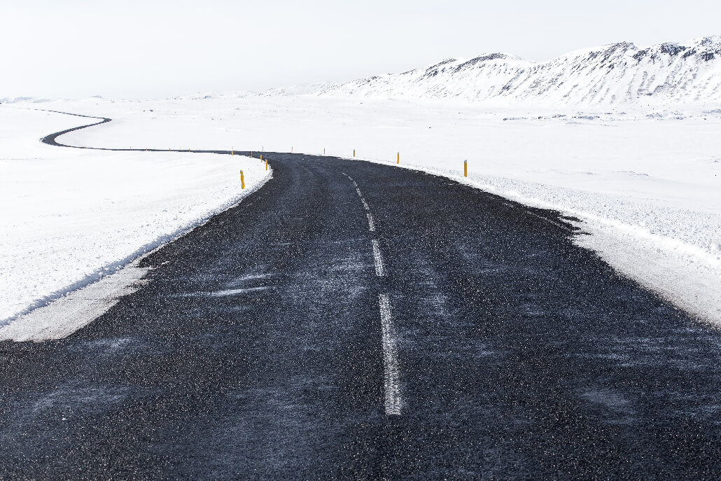 Unsplash Photo by Jon Flobrant 52 Subjects to Photograph   Photography Challenge   An empty road