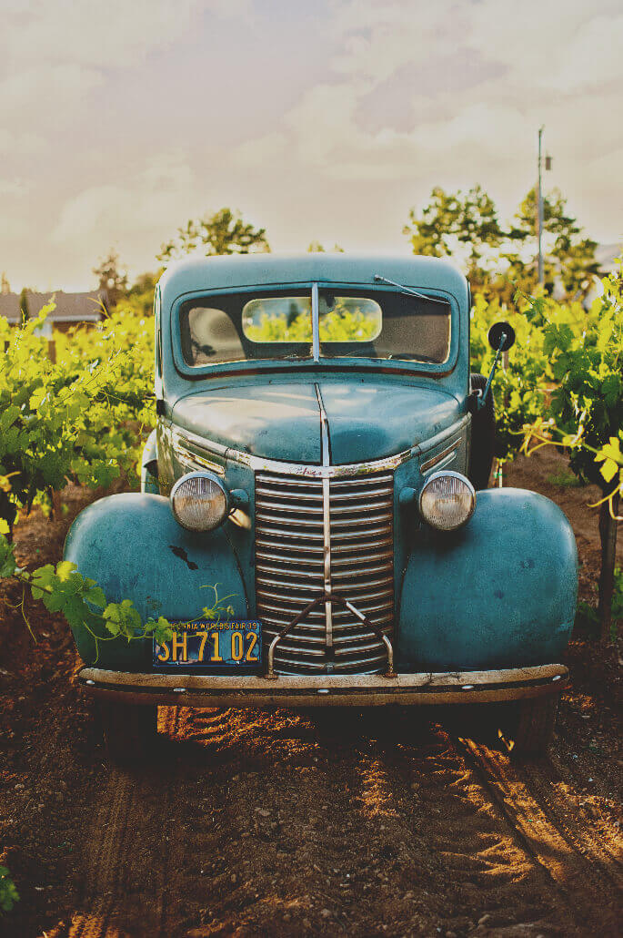 Unsplash Photo by cayton heath 52 Subjects to Photograph   Photography Challenge   Cars