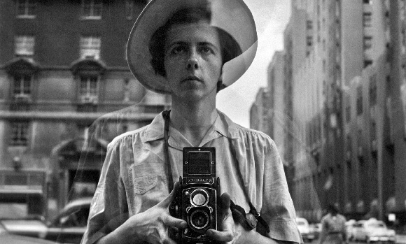 Vivian Maier Self Portrait Learn From the Masters of Photography by Eric Kim