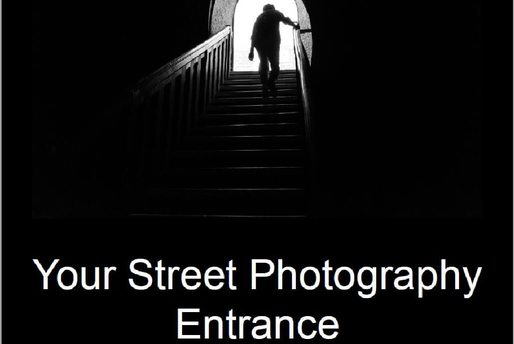 Your Street Photography Entrance by Sebastian Jacobitz 1 25 Free Photography E Books