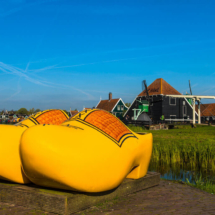 Zaanse Schans Windmill Village Nederland 80669 215x215 Travel