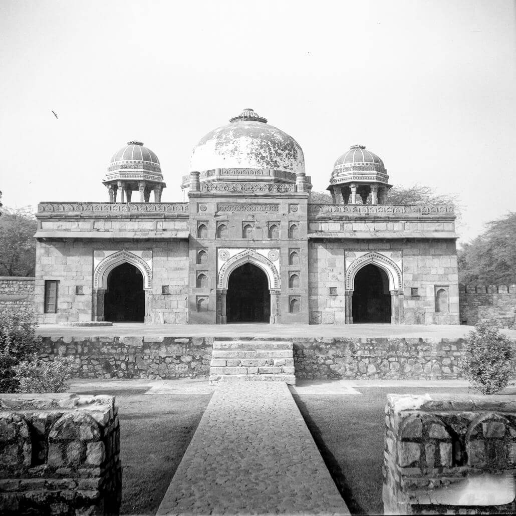 analog, India, Zeiss Ikon Nettar 517, 6x6, Delhi, -002
