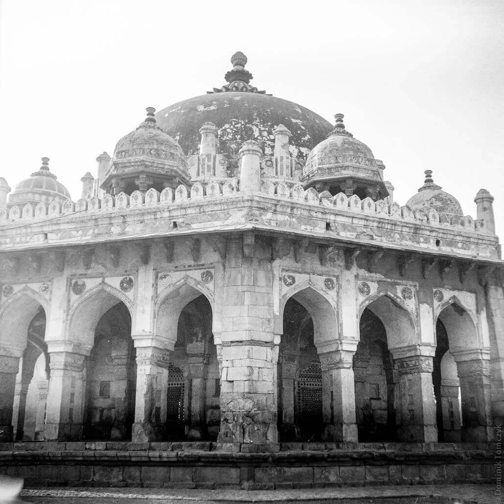 analog, India, Zeiss Ikon Nettar 517, 6x6, Delhi, -003