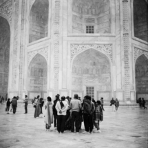analogue India Zeiss Ikon Nettar 517 6x6 Agra Taj Mahal Fomapan200 8 215x215 Analogue