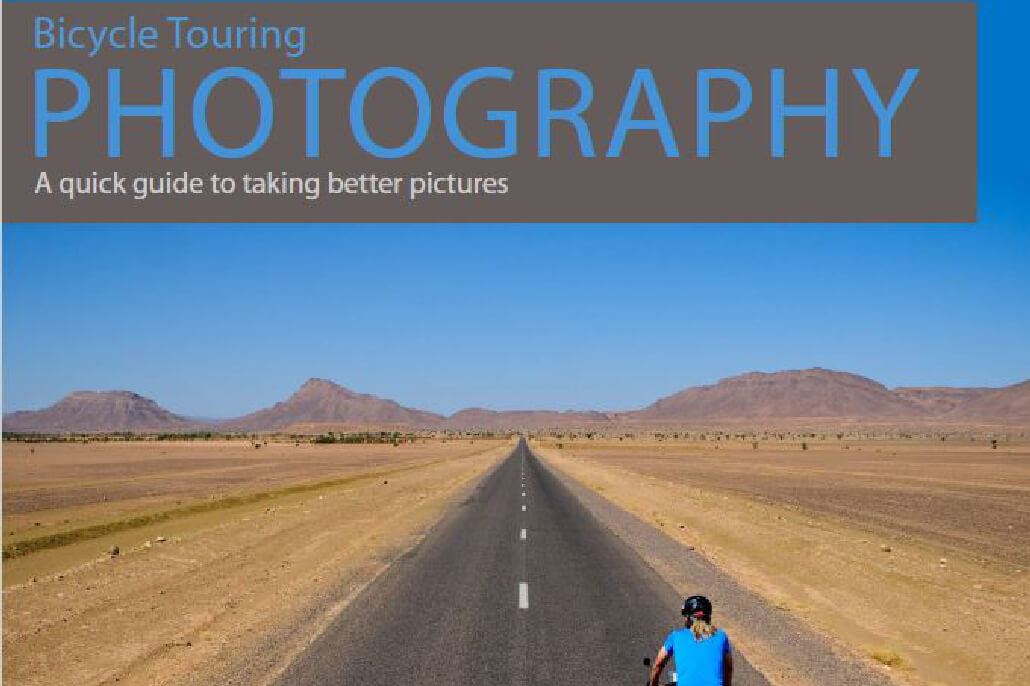 bicycle touring photography guide 25 Free Photography E Books